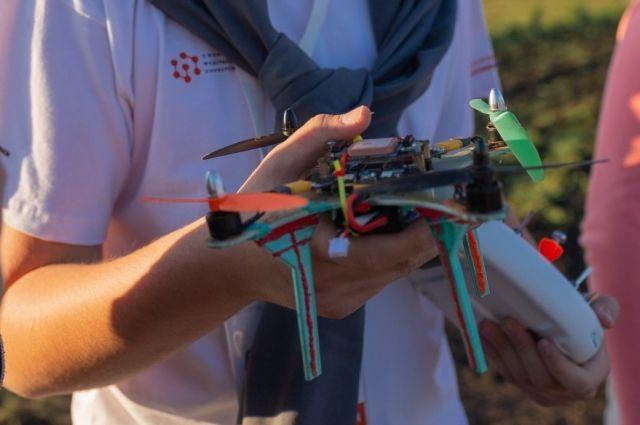 В СФУ прошел научно-инженерный марафон  «Кем быть: профессии будущего».