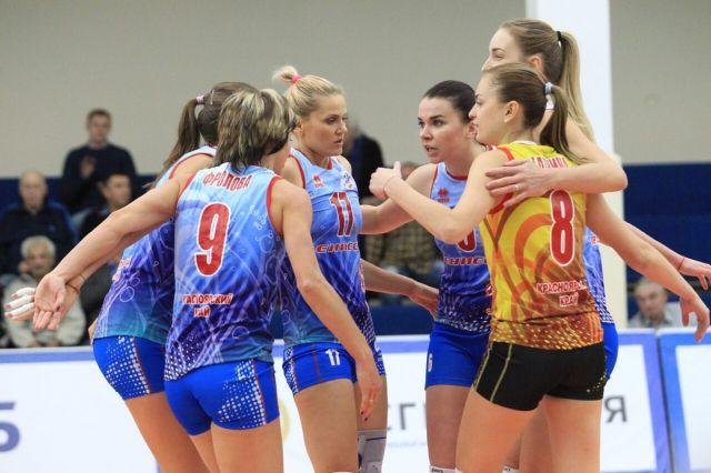 Команда начнет официальный сезон матчем с «Уралочкой -2-УРГЭУ».
