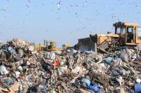 В Орске  предприятие оштрафовали за нарушение эксплуатации мусорного полигона.