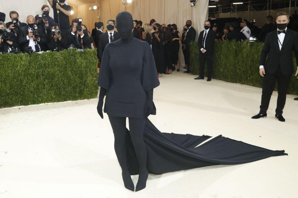 Американская звезда Ким Кардашьян