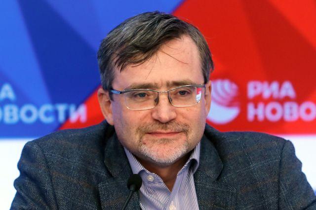 Виталий Федоров.