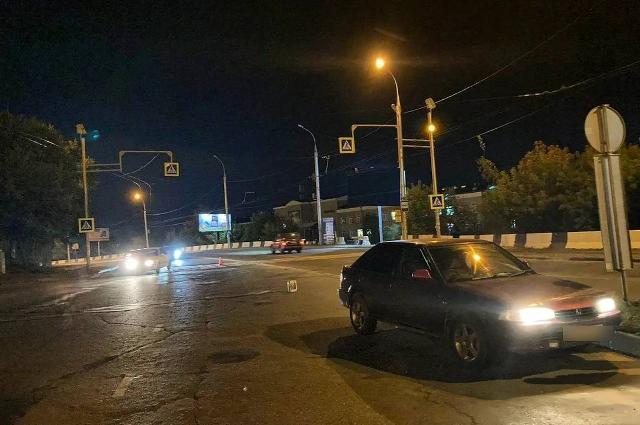 Водитель сбил женщину с ребенком на пешеходном переходе в Иркутске