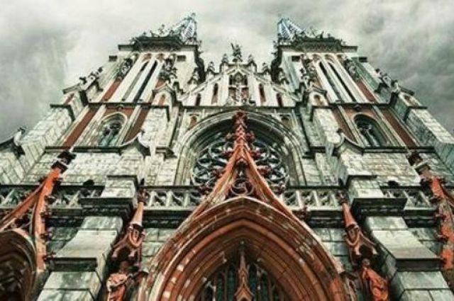 Реставрация костела Святого Николая начнется в октябре, - Минкульт.