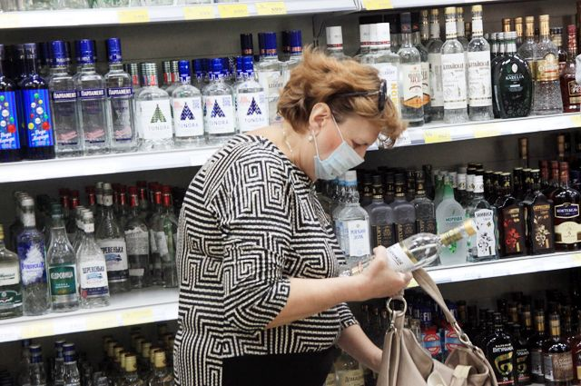 Общественники предлагают вынести продажу спиртного за пределы городов.