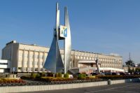 В аэропорту столицы Самотлора приняли лайнер