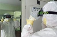В пик эпидемии было  задействовано порядка 7 тысяч коек в 50 инфекционных госпиталях.