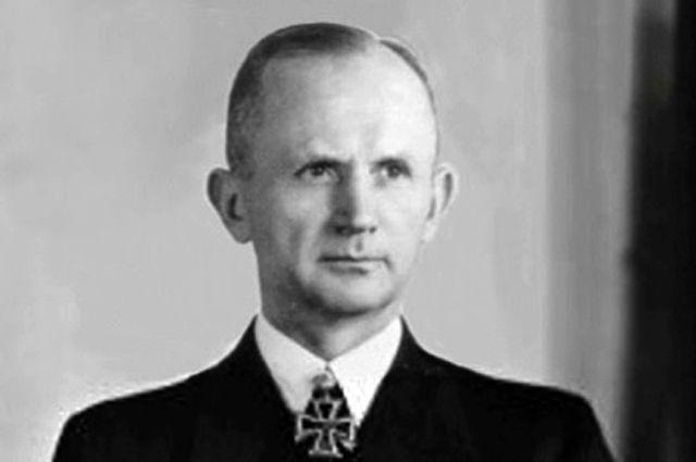 Гроссадмирал Карл Дениц, 1943 г.
