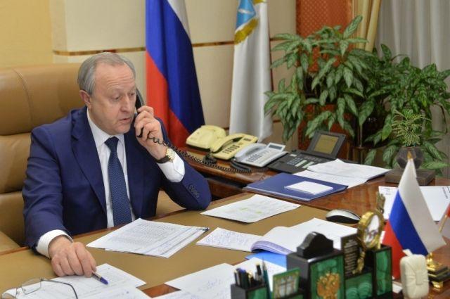 Радаев призвал прокуроров проверить линии электропередачи в Балакове