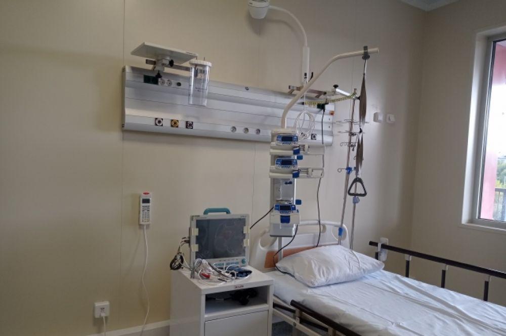 Инфекционная больница Новокузнецка станет центром южной агломерации Кузбасса по противодействию различным инфекционным заболеваниям.