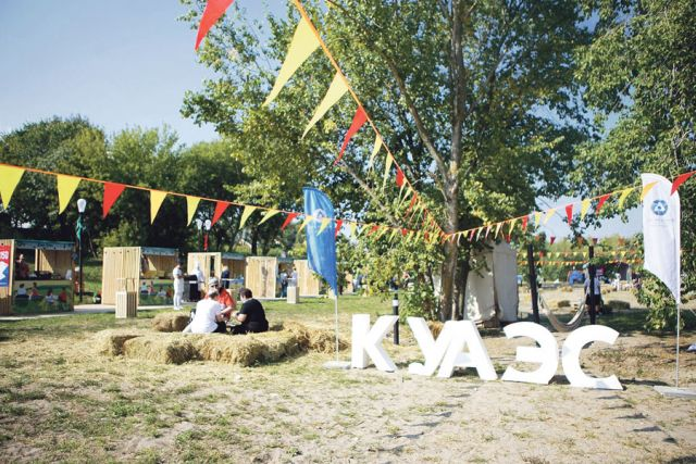 За два дня посетители фестиваля смогли отведать как классику стрит-фуда, так и трендовые или экспериментальные блюда.