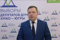Председатель окружной избирательной комиссии рассказал о работе  в преддверие выборов