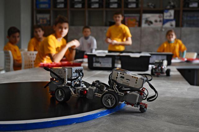 Пришкольный «Кванториум». Детские технопарки «приехали» в обычные классы