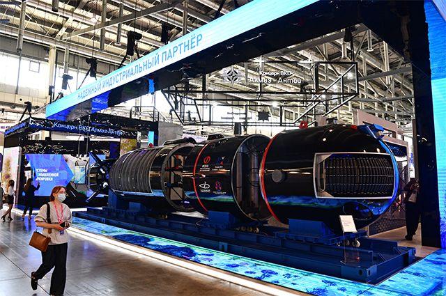 Глубина знаний. Запланирован серийный выпуск подводного беспилотника