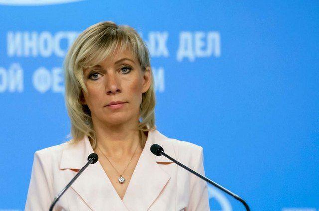 Захарова напомнила Франции о сорванной сделке по «Мистралям»