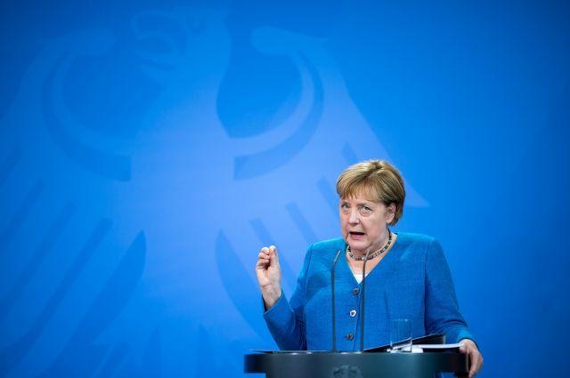 Меркель назвала ничтожным прогресс в урегулировании ситуации в Донбассе