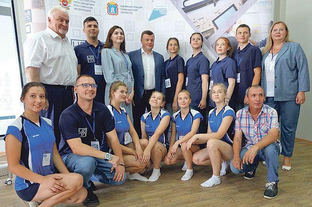 Губернатор АлександрНикитин оценил потенциалЦентра профподготовки.