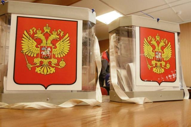 В России началось голосование на выборах в Госдуму