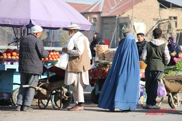 Страны Персидского залива окажут гуманитарную помощь Афганистану