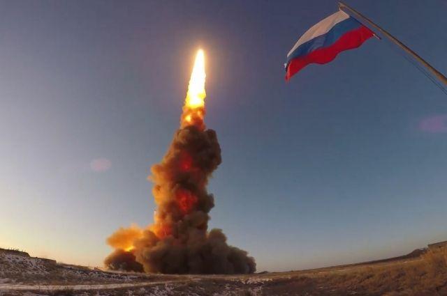 ВКС выполнили пуск новой противоракеты системы ПРО