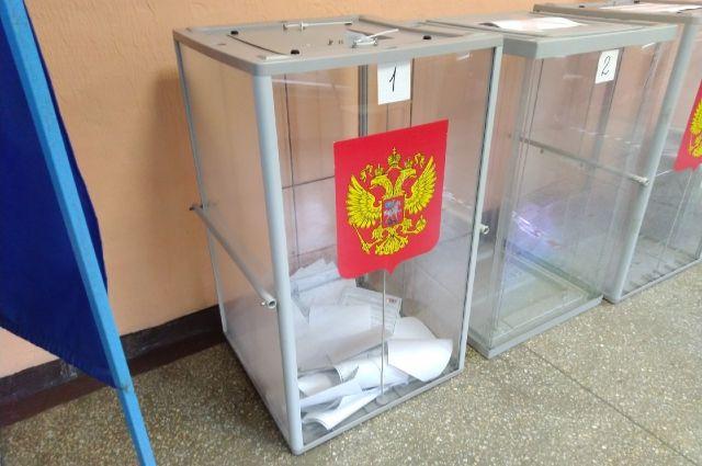 В Москве и центральной части России заработали избирательные участки