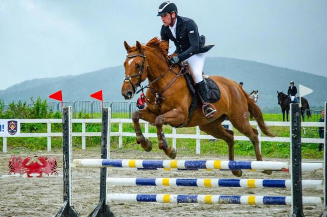 Сахалинцев приглашают стать зрителями искусства управления лошадьми и насладиться грацией конного спорта.