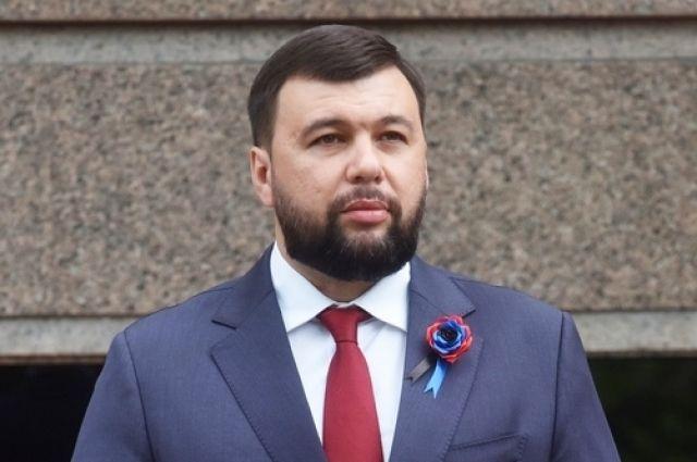 Глава ДНР проголосовал на выборах в Госдуму