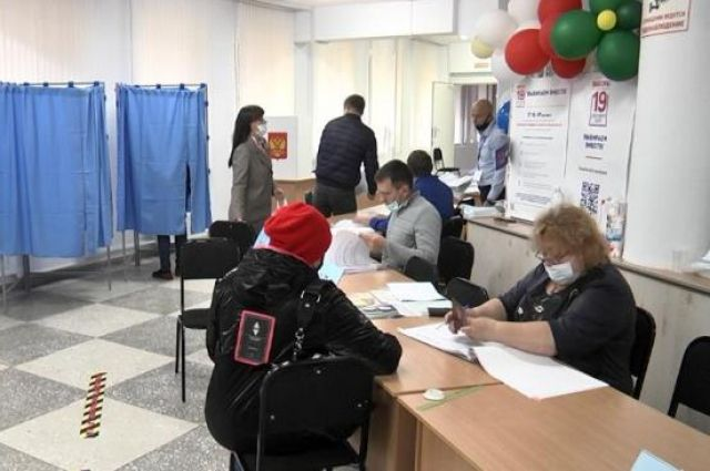 В Ноябрьске открылись 40 избирательных участков