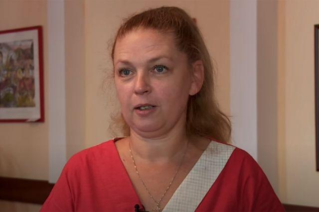 Елена Фиданян, директор департамента образования и науки Киевской городской госадминистрации.