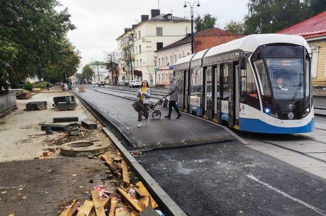 Как-то так, вероятно, будет выглядеть «венская остановка» «Спасская».