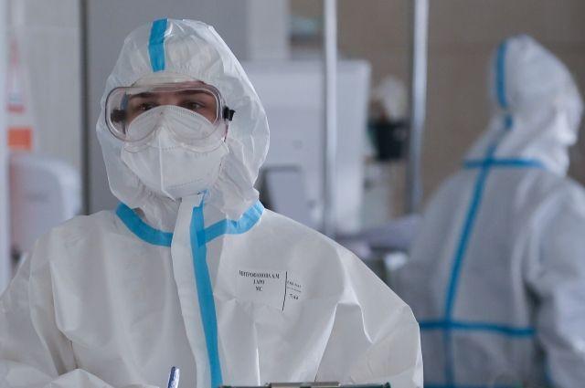 Новый очаг коронавирусной инфекции зафиксирован в Псковской области