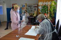 В отделанных селах Оренбуржья голосование проводит выездная комиссия.