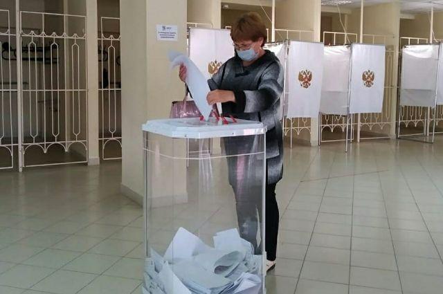На участке голосования в тубдиспансере Оренбурга аннулировали 51 бюллетень.