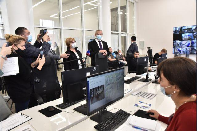 ЦИК: явка на онлайн-голосовании достигла 80% в некоторых регионах