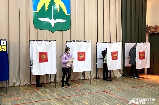 Наилучшие результаты по явке на избирательные участки показал Нефтеюганский район