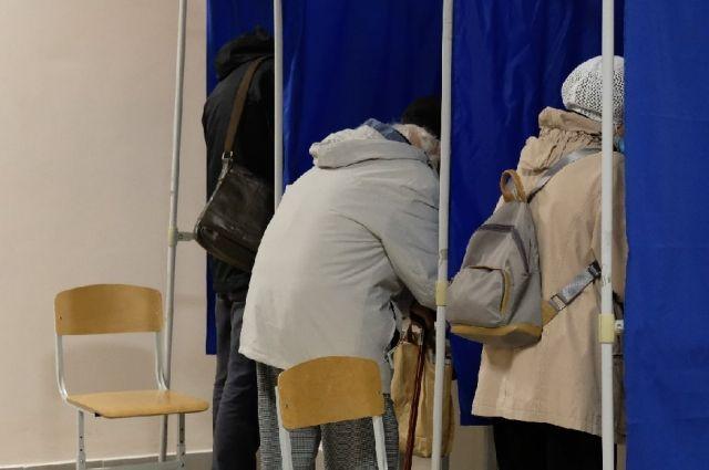 В Оренбурге на участке № 936 было аннулировано 295 бюллетеней