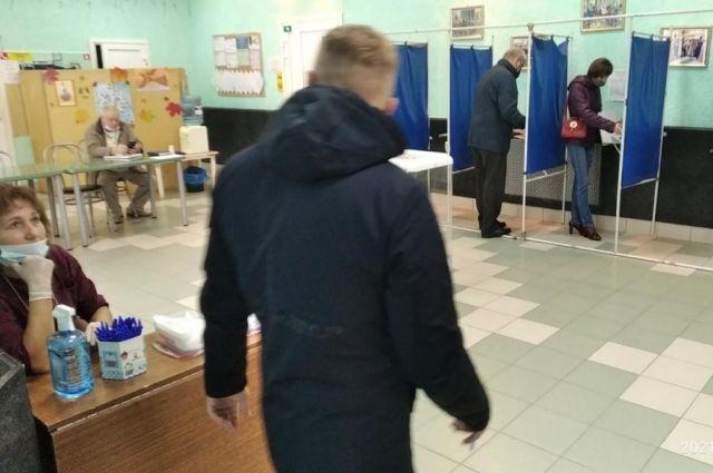 За три дня выборов в Тюменской области не было выявлено ни одного нарушения