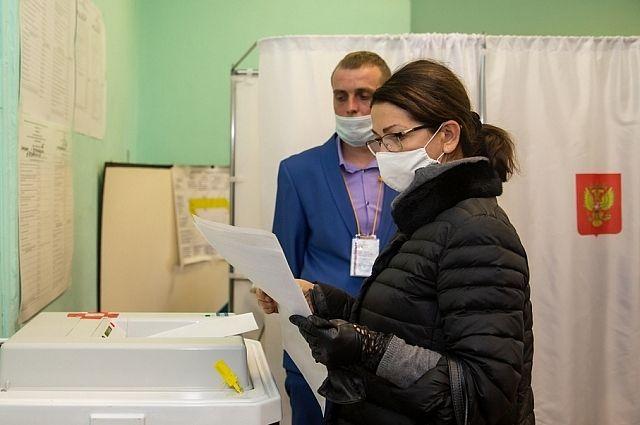 Явка на выборах в Оренбургской области к 15.00 составила 38,71 %