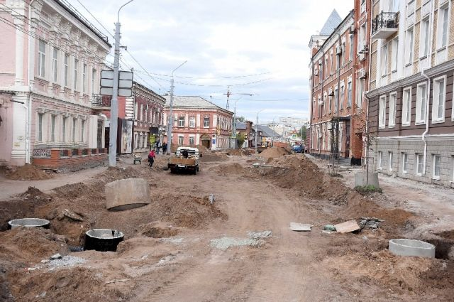 В историческом центре Оренбурга может появиться велосипедный маршрут.