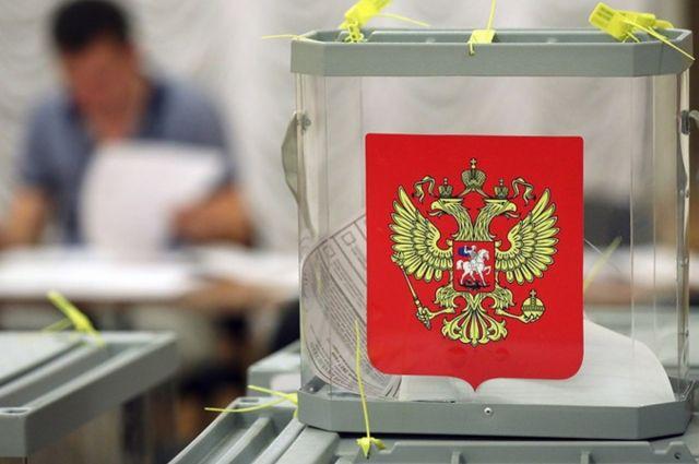 «Единая Россия» лидирует на выборах в Госдуму по Архангельской области