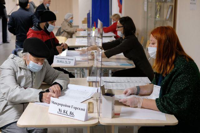 Избирательная комиссия опубликовала предварительные итоги трёхдневного голосования.