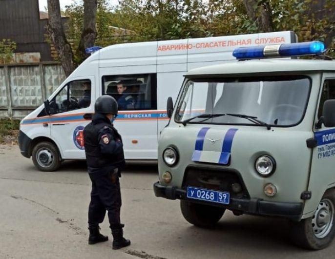 Машины полиции и аварийно-спасательной службы