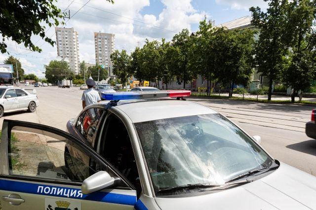 В Омске произошли два ДТП с участием детей