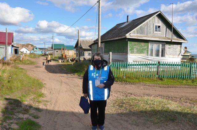 В Мурманской области в «отдалёнке» работает шесть переписчиков.
