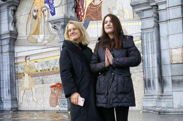 Ольга и Елена Лужковы