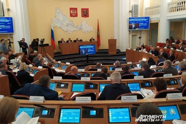 По итогам подсчета голосов «Единая Россия» получит в оренбургском Заксобрании на пять мест меньше.
