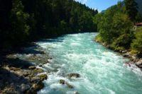 Спасатели предупредили о подъеме уровня воды в реках.