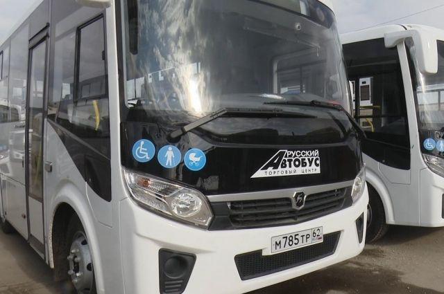 В Рязани автобус № 18 хотят пустить до военного городка