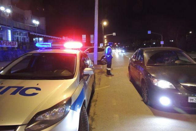 30 пьяных водителей задержали за неделю в Адыгее