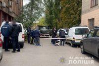 В Черкассах неизвестный стрелял на улице в мужчину: он скончался в больнице.