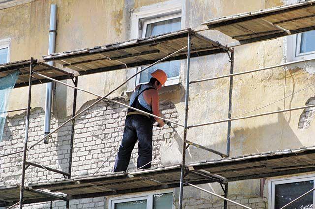 Особенно дорого нынче обходится ремонт крыш и фасадов.